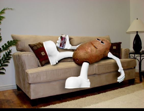 Attrayant Couch Potatoes May Be Genetically Predisposed To Being Lazy, MU Study Finds  | University Of Missouri Department Of Biomedical Sciences