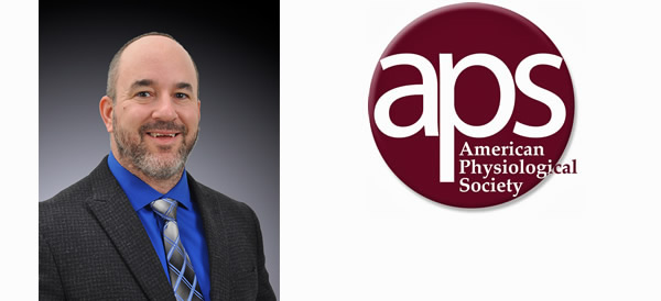 Emter Named Fellow of Cardiovascular Section of APS