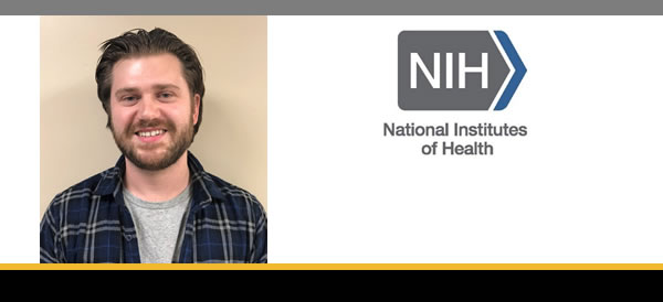 Ruyle Awarded NIH Predoctoral Fellowship to Study Chemoreflex Function